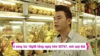 Hàn Thái Tú chọn đồ phong thủy - Tận Hưởng Cuộc Sống [SCTV7 -- 09.11.2013]
