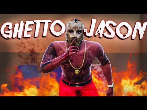 GHETTO JASON IN GTA 5!! (GTA 5 Skit)