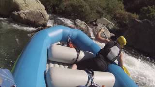 Ruck-A-Chucky Rapid - Middle Fork American River