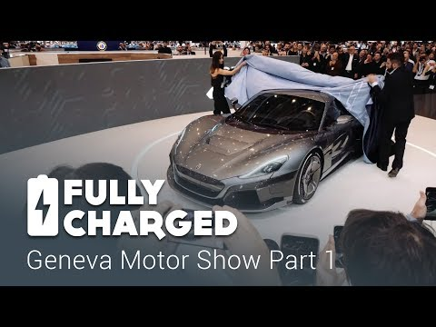 Geneva Motor Show 2018 Part 1 | Fully Charged