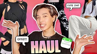 J'ADORE LES CROP TOPS ET ALORS ? (try-on haul Yesstyle!!!)