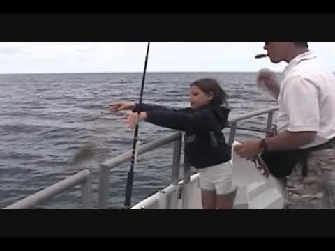 Speedy Express Boat Fluke 2008