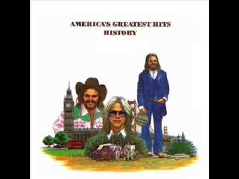AMERICA - SISTER GOLDEN HAIR (AMERICA