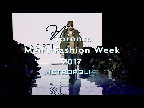 Toronto Men's Fashion Week 2017