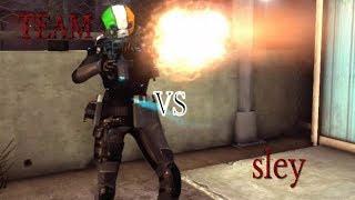 Team vs sley «» Blacklight retribution «» {PS4/HD/4K} «BEST SKILLS»