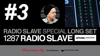 Radio Slave Live @ Dommune (Part 3)
