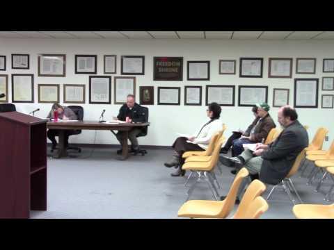 Bridgeport Township DDA Board Meeting  February 8th, 2017