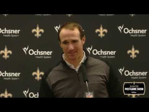 Drew Brees' Postgame Press Conference Following Week 13 loss to Cowboys