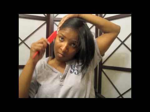 How to: Apply a Relaxer at Home - YouTube