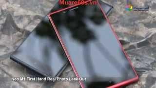 Neo M1 smartphone chạy 2 hệ điều hành Muare60s.vn