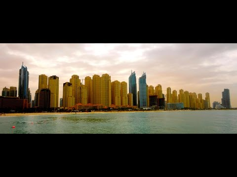 Dubai - City in the Desert - 4k!
