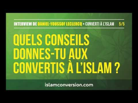 Interview de Daniel-Youssof Leclercq, converti à l'Islam - 5/5