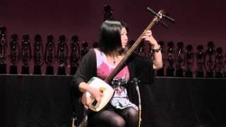 2012 HD 津軽三味線全国大会A級女性優勝 柴田佑梨さん二連覇