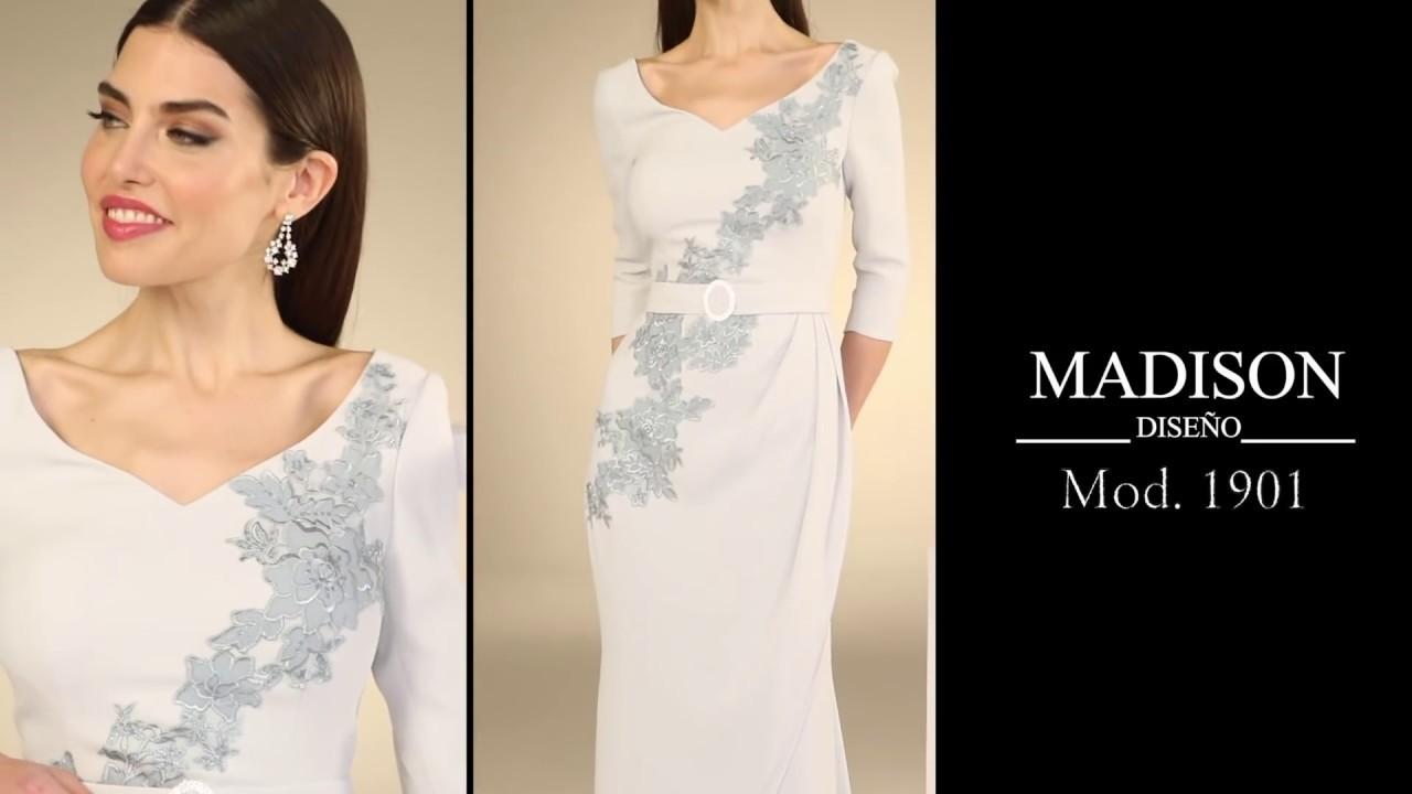 Precios de vestidos madrina madison