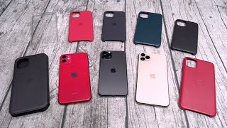 iPhone 11 / 11 Pro/ 11 Pro Max - Official Apple Case Lineup