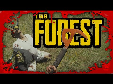 The Forest - Cannibal Lolocaust