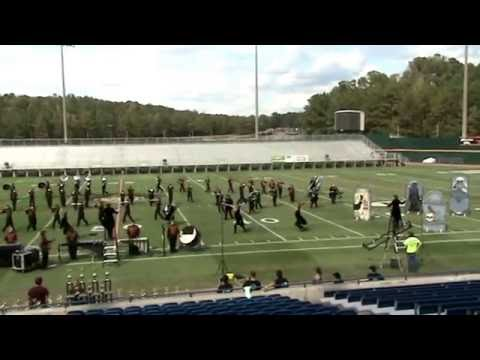 Hoover Alabama Band Competition DCHS 10 - 15 - 16