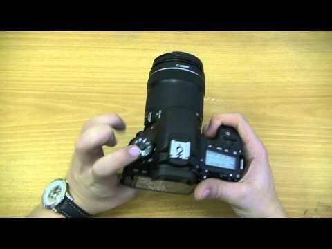 Подробный обзор зеркальной фотокамеры Canon EOS 70D. Veryvery.ru