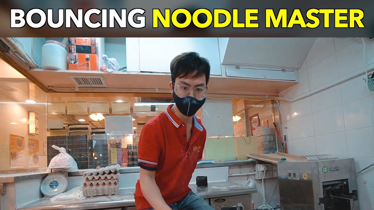 The Last Bouncing Noodle Master
