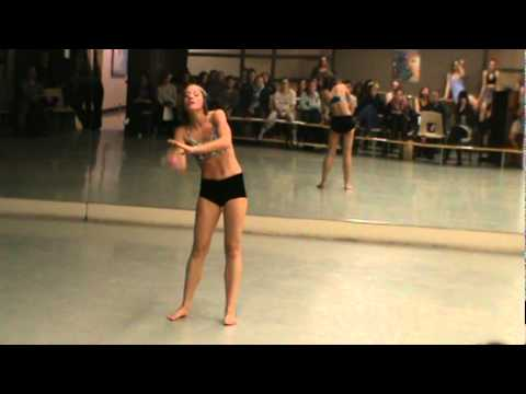 george brown dance composition solo piece - kirstie keenan