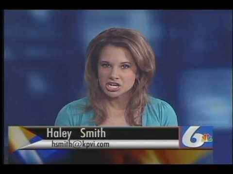 haley smith anchorreporter july 2012 reel youtube