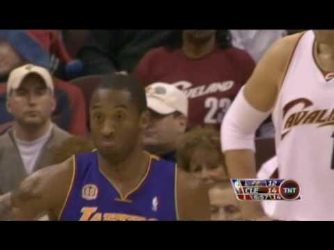 Los Angeles Lakers vs Cleveland Cavs | 12/20/07 | Full Game | 2007-08 NBA Season