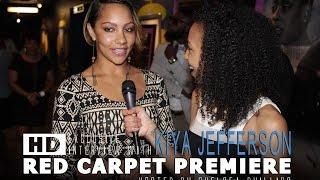 Creative Genius Films presents: Kiya Jefferson Red Carpet Interview