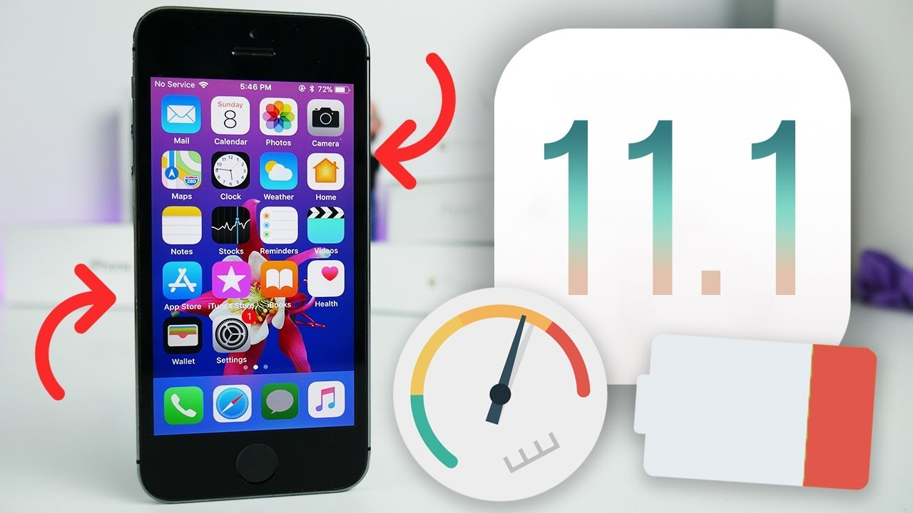 iphone 5s battery life iphone 5s ios 11 1 review performance lags stability 1815