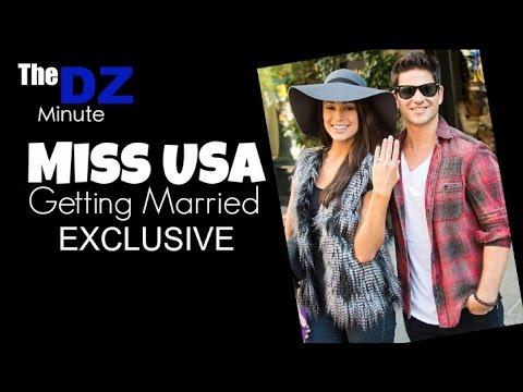 Miss USA Nia Sanchez Engaged & Teresa Giudice Diva Behavior