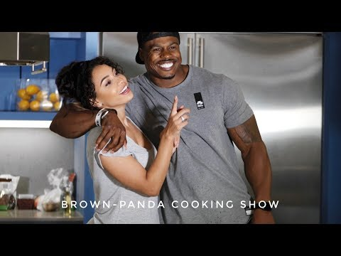COOK WITH US | BROWN-PANDA COOKING SHOW