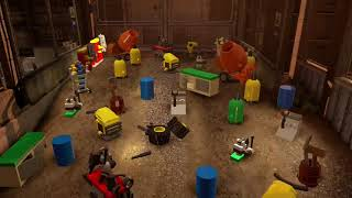 LEGO® CITY Undercover - Construction level