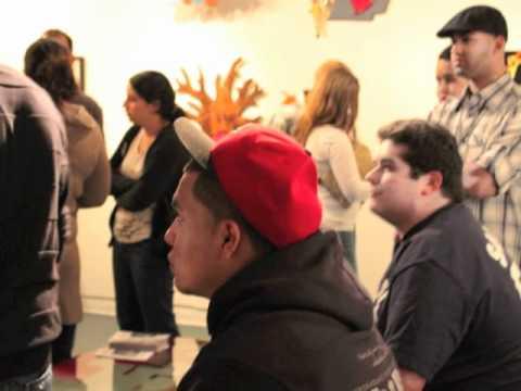 La Unidad Latina 2010 Arts Exhibition - Stony Broo...