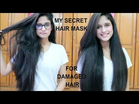My Hair Care Routine For Dry, Damaged And...