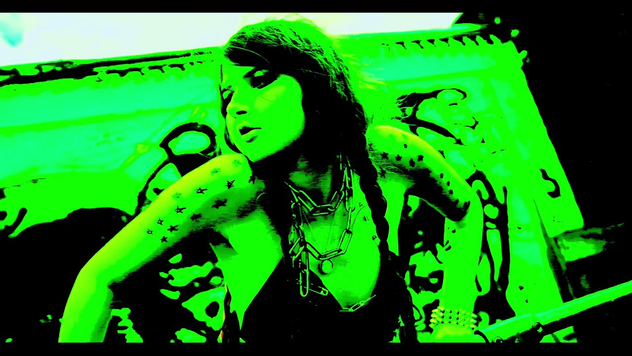 Music of the Day: AlienBlaze - Broken Hearted Or What?