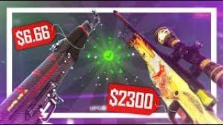Kryoz - THE $6 DRAGON LORE!?! (reupload)