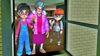 Scary Teacher 3D New Update New Levels  - Gameplay ( Android,iOS) FHD