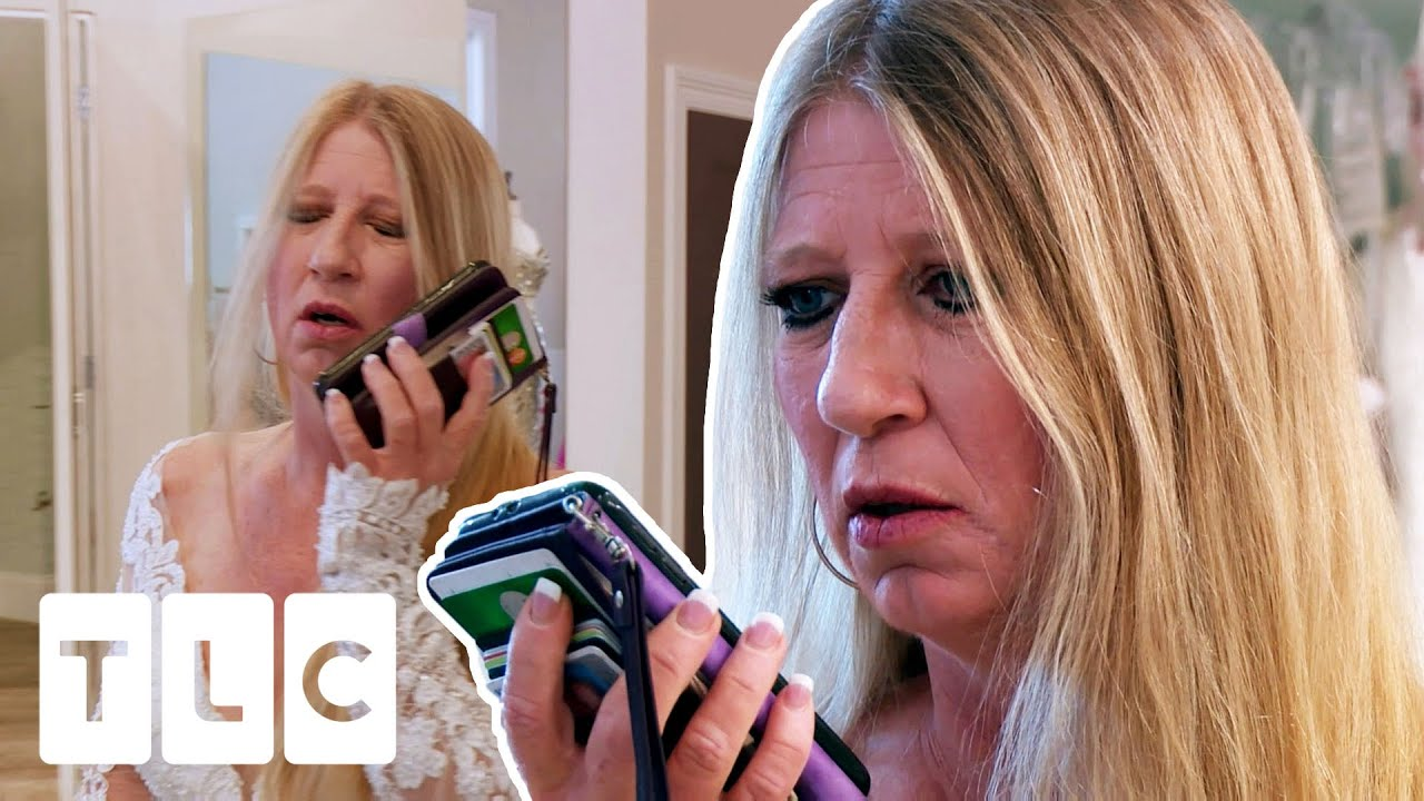 Bride Finds Out Boyfriend Might Return To Jail While Wedding Dress Shopping | Love After Lockup