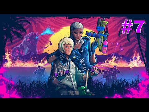 Trials of the Blood Dragon Walkthrough Gameplay - Part 7: Blades of the Dragons  