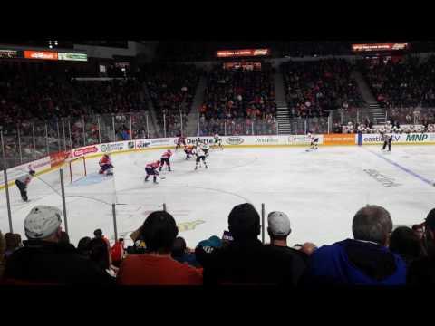 Halifax mooseheads power play