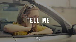 """Tell Me"" - Smooth Rap Beat | Free R&B Hip Hop Instrumental Music 2019 | JohnsonBoi #Instrumentals"