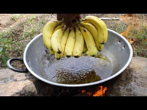 Tasty Banana Bonda | How to make Banana balls | Sweet Recipe | Side dish Recipes