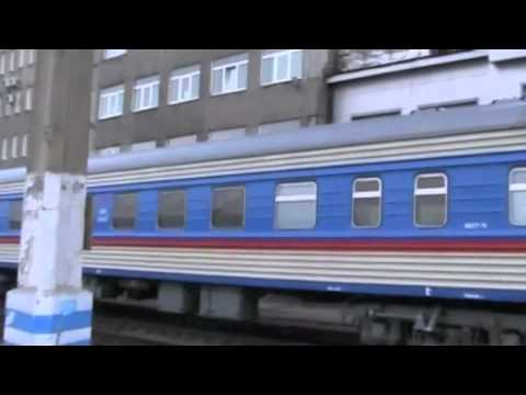 Vlog@4 1/2 Ж/Д вокзал