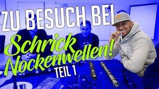 JP Performance - Zu Besuch bei Schrick | Nockenwellen | Teil 1