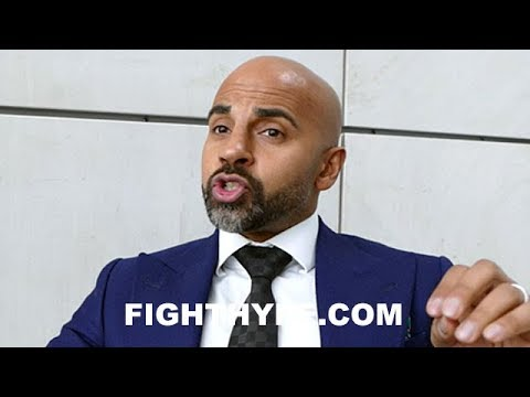 """BELLEW TRAINER COLDWELL CALLS BS ON DAVID HAYE'S HUMBLE CLAIM; BREAKS DOWN """"REAL"""" PERSONA"""