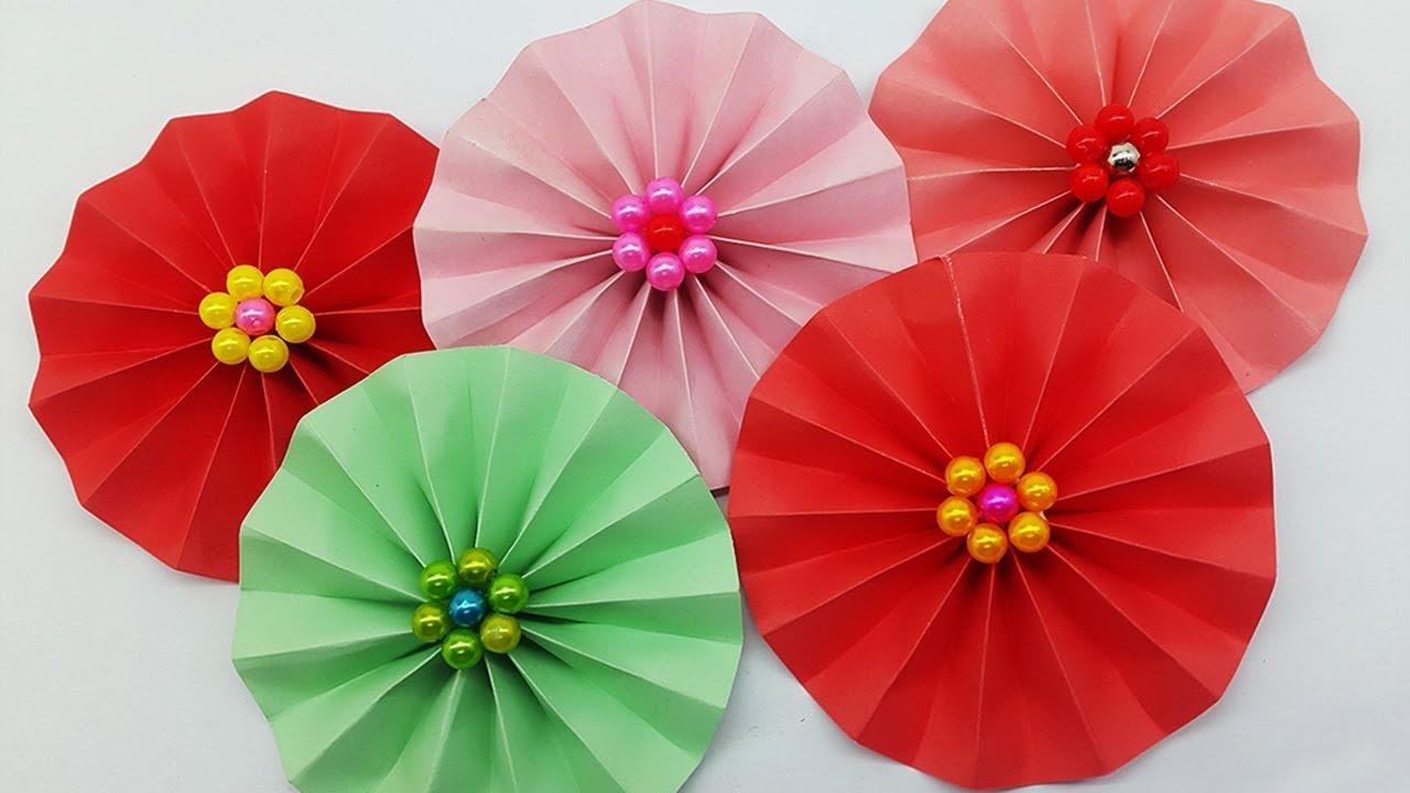 Diy Paper Flower Complete Tutorial Making Paper Flowers Step By