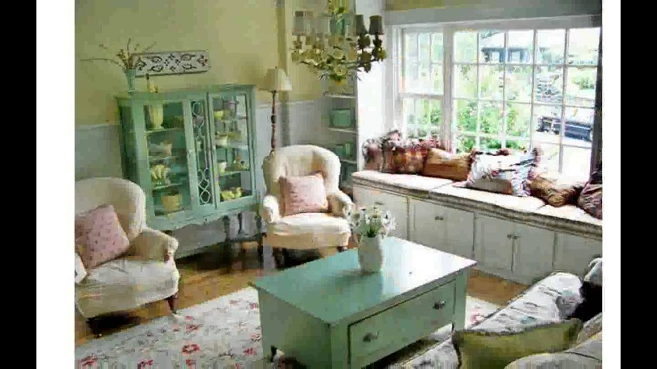 Cottage Decorating Ideas On a Budget  YouTube