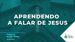 Aprendendo a Falar de Jesus - Aula 11: Discipulado (pt. 1) - Miss. Jonathan Philip
