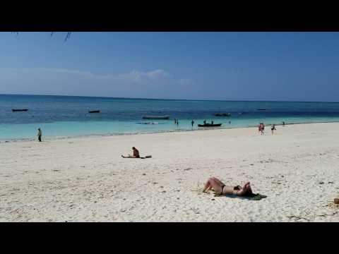 Zanzibar, Nungwi 2017 beach