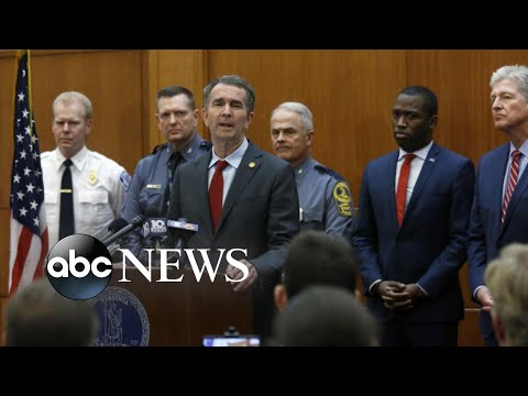 Increased security, state of emergency amid Virginia weapons ban