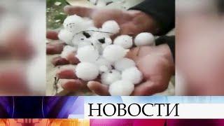 Переменчивая майская погода испытывает на прочность разные российские регионы.
